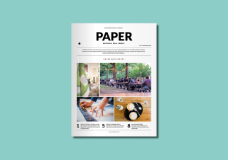 PAPER. Cover
